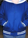 Picture of Columbus North Girl's Letter Jacket