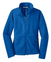 Picture of Learning Tree Ladies Cut Full Zip Fleece Jacket